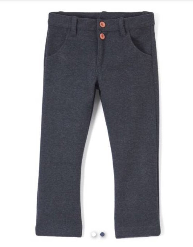 kipp Kipp Grey Wool Pants