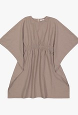 cocoblanc boxy dress mauve