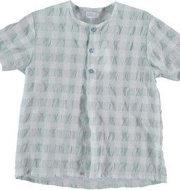 Violeta&Federico Violeta Grey Runo shirt