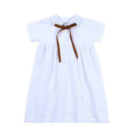 Petit clair petit clair white dress