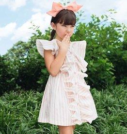 Moque moque daisy light pink dress