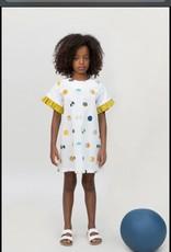 motoreta mar dot dress