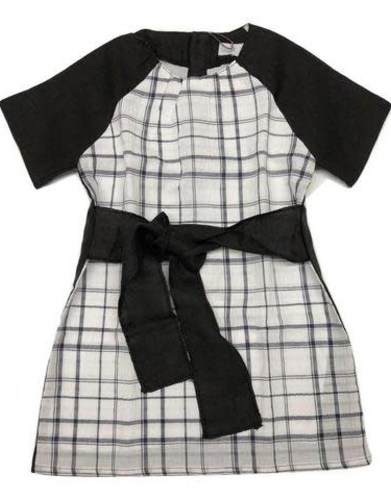 Violeta Talia black dress