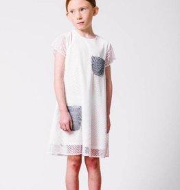 kipp kipp mesh dress