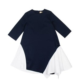 Resort by euro Resort navy oversized dress