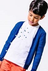 kipp kipp blue triangle shirt