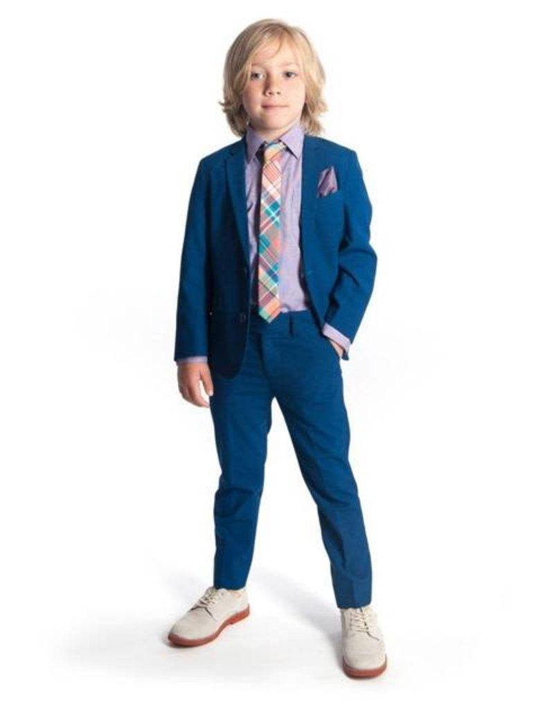 Appaman Appaman French Blue Mod Suit