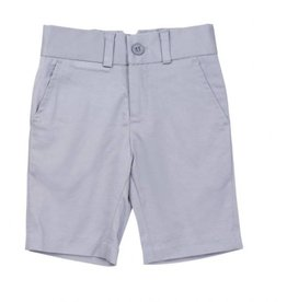 Euro Boys Nove boys grey sateen shorts