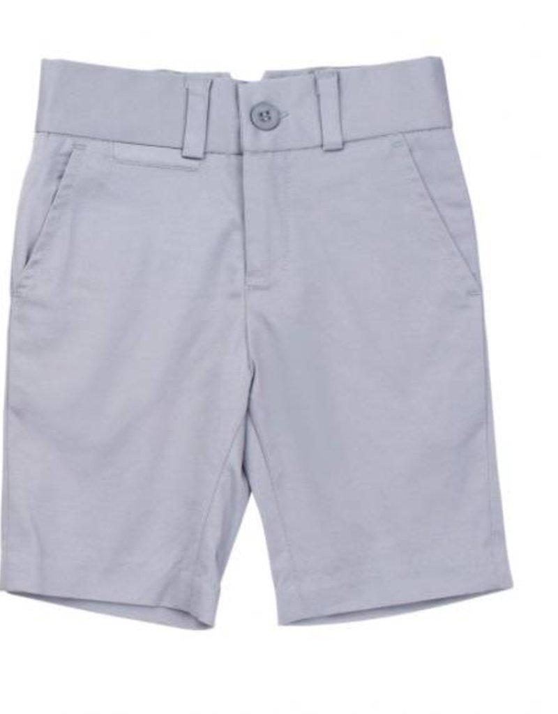 Euro Boys Nove boys grey sateen shorts