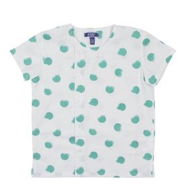 kipp kipp smudge dot shirt