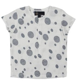 kipp Little cocoon circle shirt