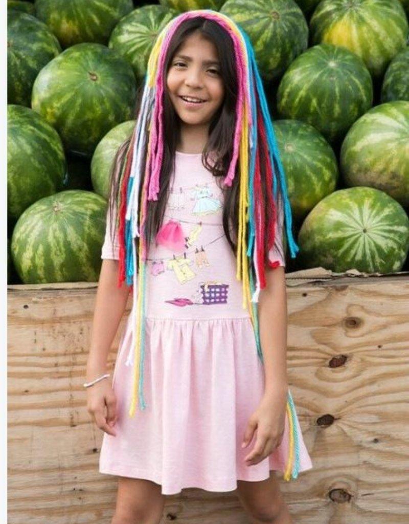 Teela Teela girls laundry dress