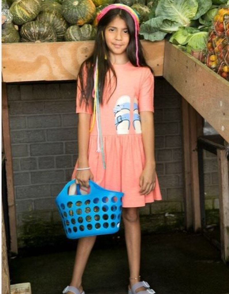 Teela Teela girls birkenstock dress