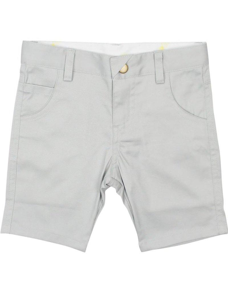 crew light grey shorts