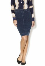hardtail Hard Tail mineral denim skirt
