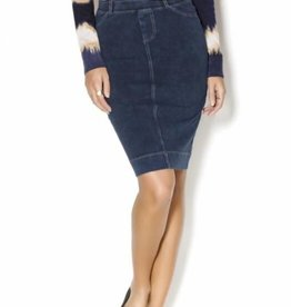 hardtail Hard Tail mineral denim skirt
