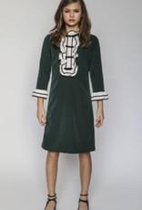 Aisabobo G-03 Green Dress