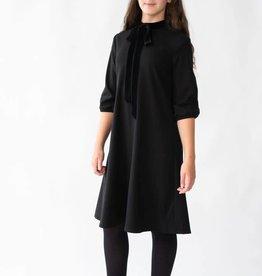 Petit clair Petit Clair Girls Blk 90 Dress