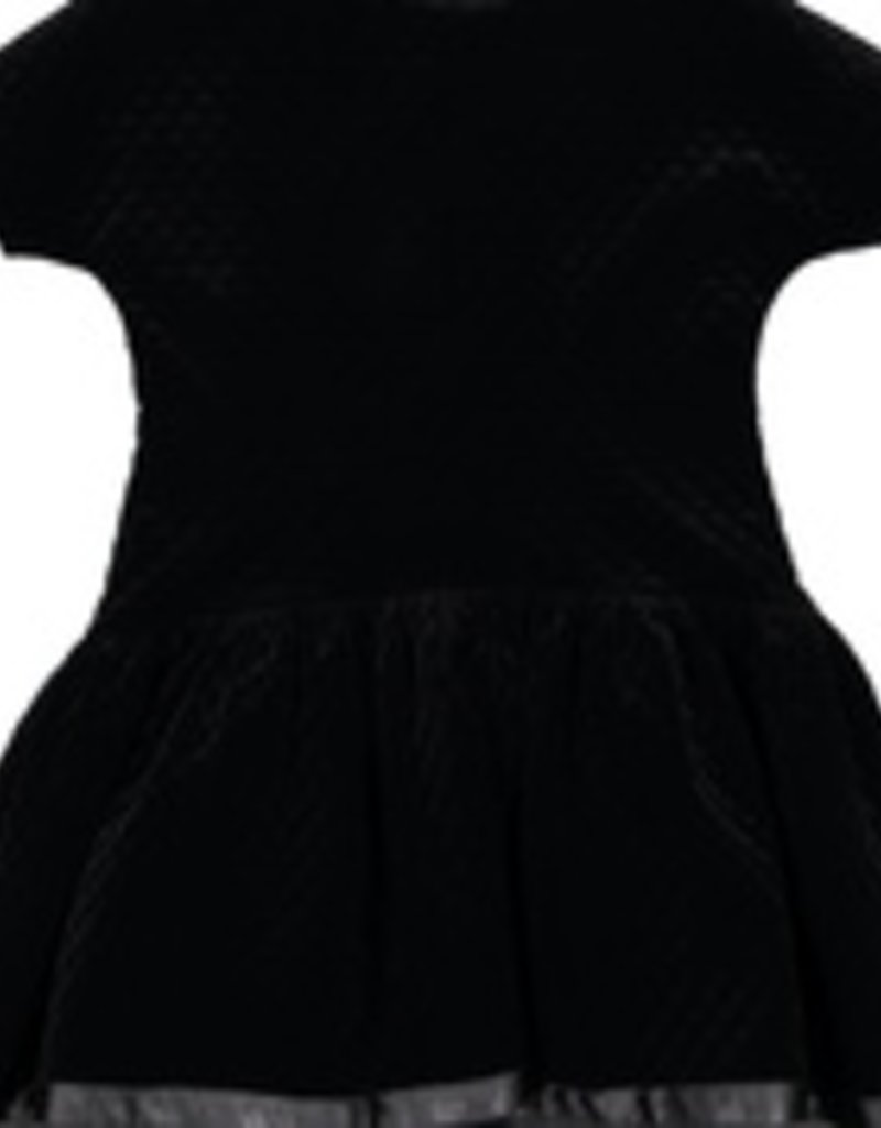 nove Nove Quilted Dress 606
