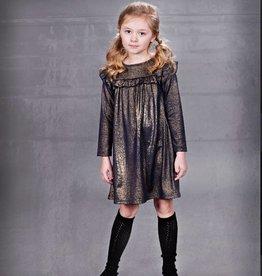 Whitlow & Hawkin Metallic Dress