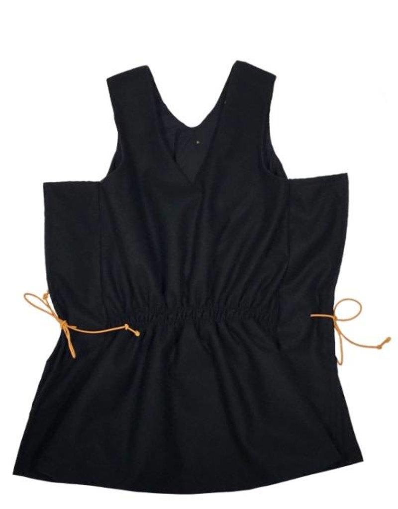 kipp Kipp TD1867 Buttoned Back Dress