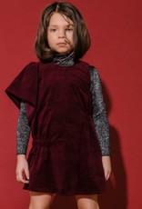 kipp Kipp TD1855 Berry Elastic Dress