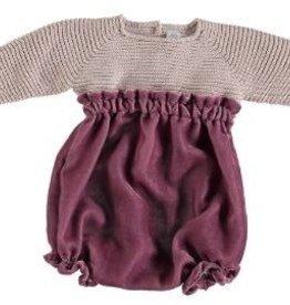 Violeta Baby Romper