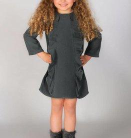 Jovilli Jovilli Charlotte Grey Dress
