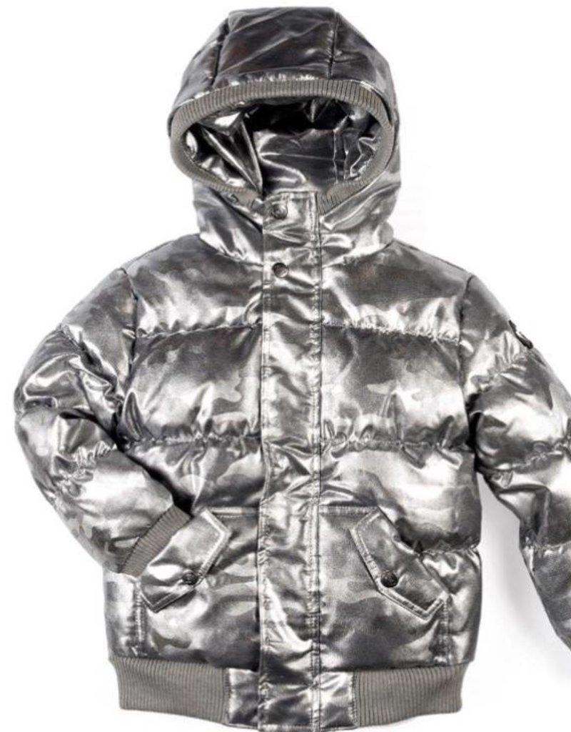 Appaman Appaman Genmetal Camo short coat