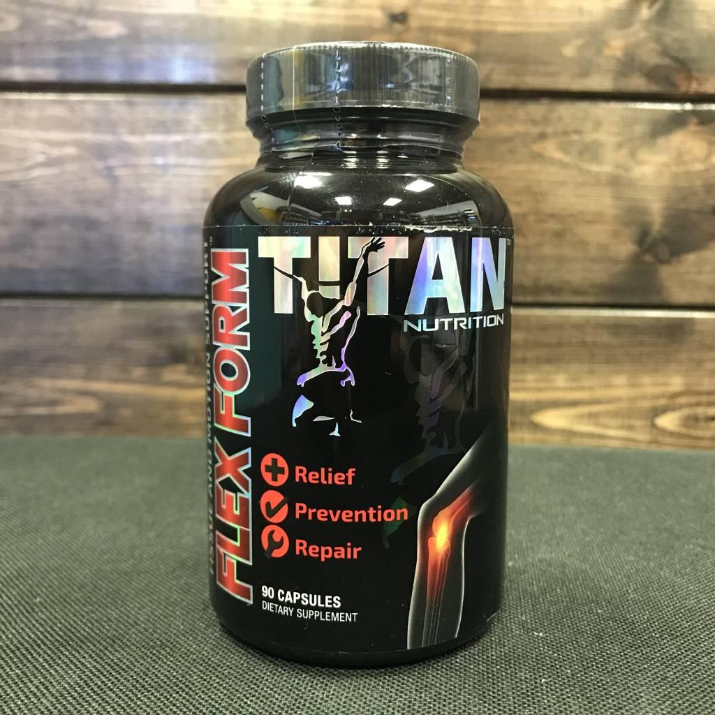 Titan Titan Flex Form, 90 capsules