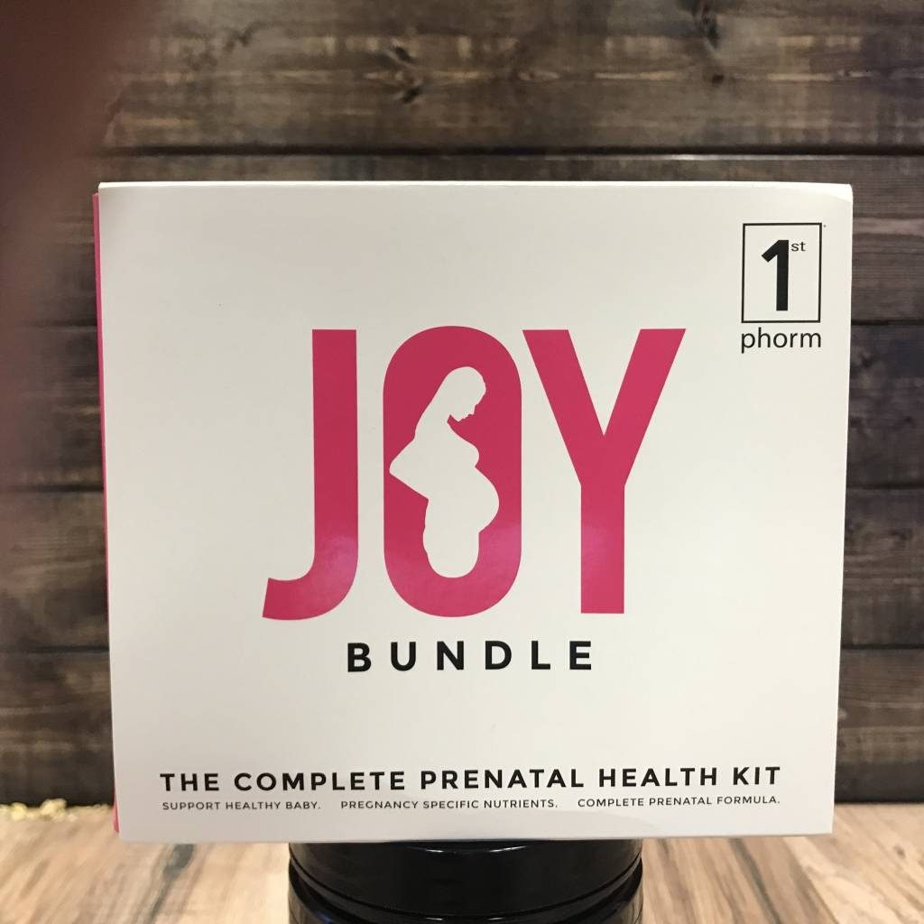 1st Phorm Joy Bundle Prenatal Pack