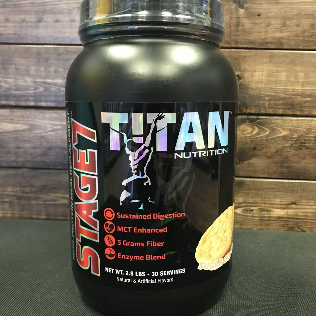 Titan Titan Whey Protein 5lbs