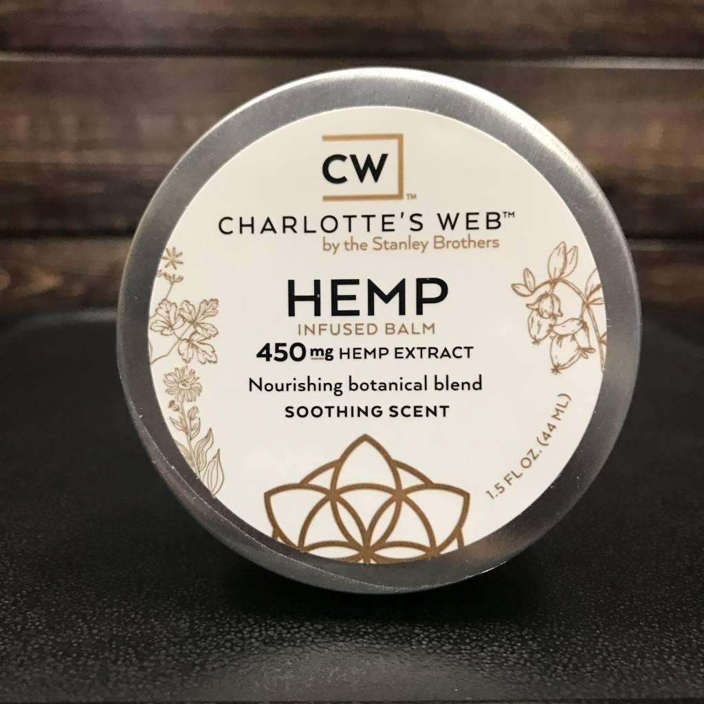 Charlottes Web Charlotte's Web Hemp Infused Balm