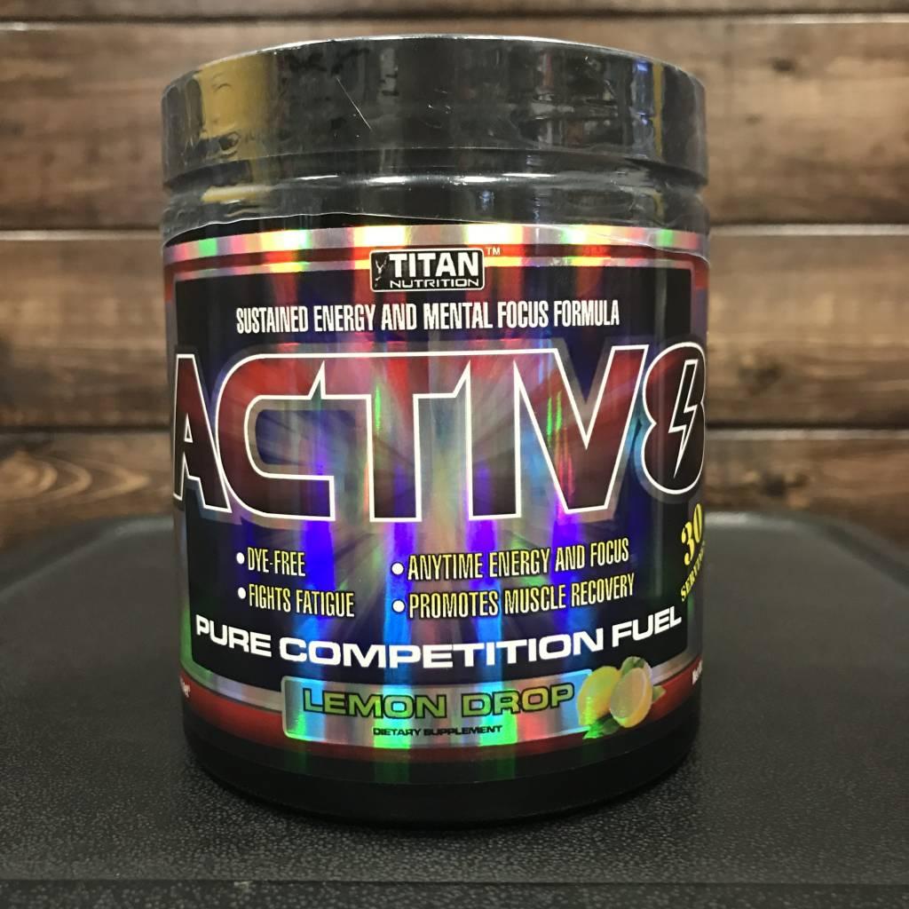 Titan Titan Nutrition Activ8 BCAA Energy