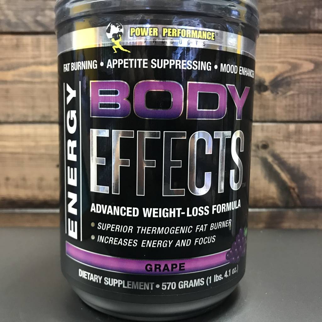 Power Performance Body Effects, Grape