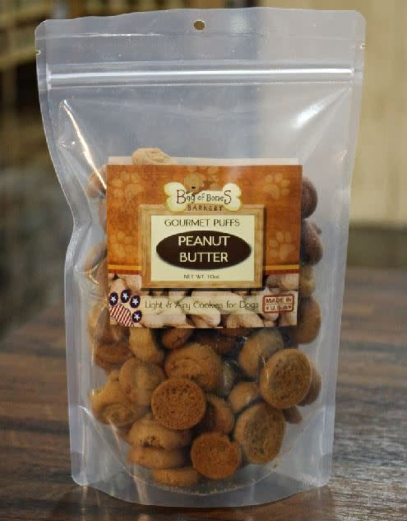 BAG OF BONES BARKERY Gourmet Puffs