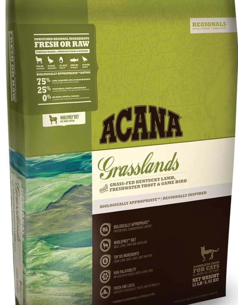 ACANA Acana Regionals Grasslands Cat Food