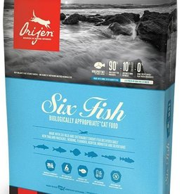 ORIJEN Orijen Six Fish Cat Food