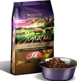 ZIGNATURE Zignature Pork Formula Dog Food