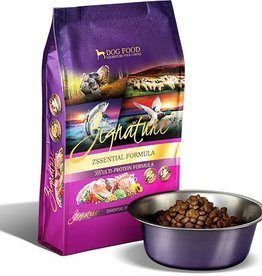 ZIGNATURE Zignature Zssentials Formula Dog Food