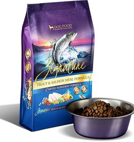 ZIGNATURE Zignature Trout & Salmon Formula Dog Food