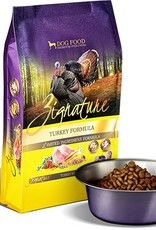 ZIGNATURE Zignature Turkey Formula Dog Food