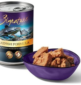 ZIGNATURE Zignature Catfish 13oz Canned Dog Food (Case of 12)