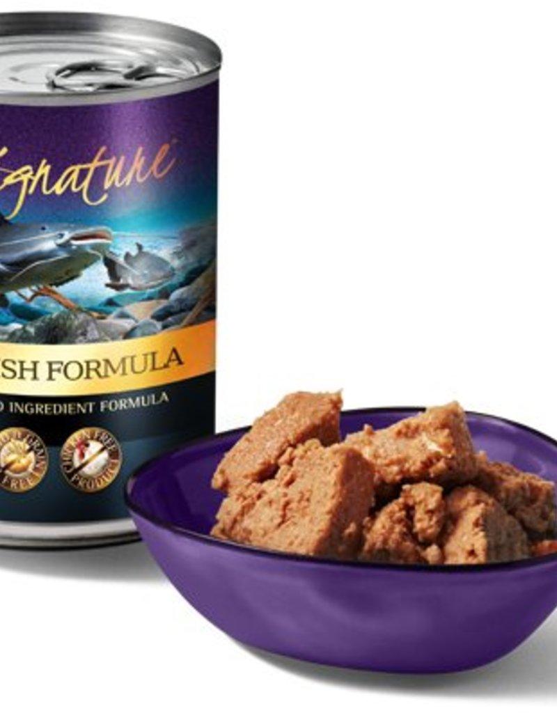 ZIGNATURE Zignature Catfish 13oz Canned Dog Food (Case of 12)