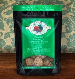 FROMM Fromm Dog Treats Lamb & Cranberry 8oz