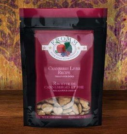 FROMM Fromm Dog Treats Cranberry & Liver 6oz