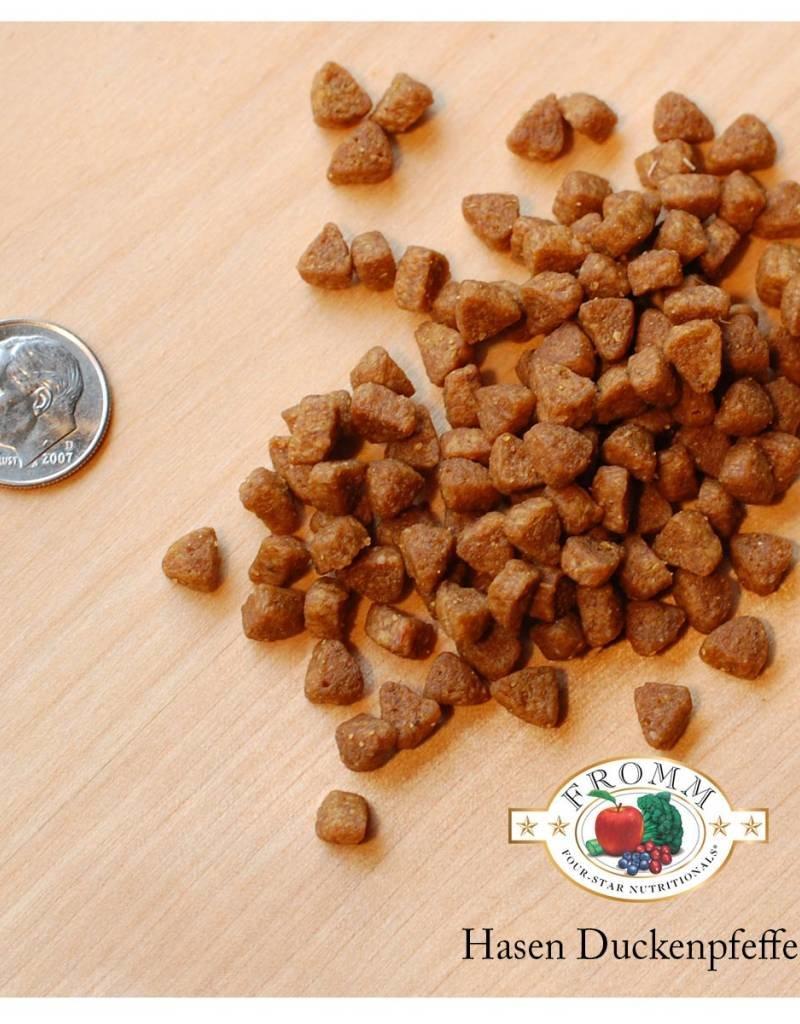 FROMM Fromm Grain-Free Four Star Hasen Duckenpfeffer Cat Food