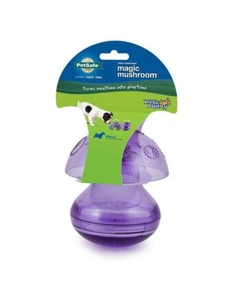PETSAFE Busy Buddy Magic Mushroom