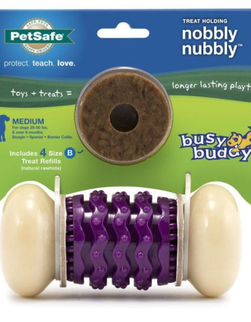 PETSAFE Busy Buddy Nobbly Nubbly