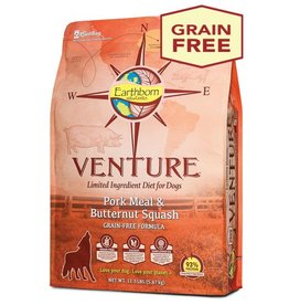EARTHBORN Earthborn Venture Pork Meal & Butternut Squash Dog Food